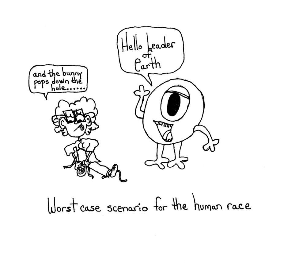 worst case scenario life as a doodle